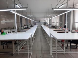 Швейная фабрика в аренду или продажу.