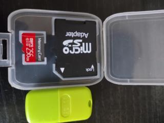 Micro SD 256gb