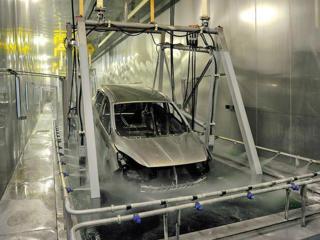 BPL GmbH- Завод по оцинковке автозапчастей.