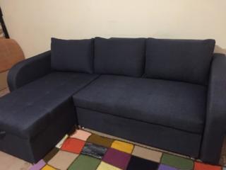 Продам угловой диван, ортопедический. Угол меняется