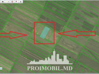 Se oferă spre vînzare teren agricol, Chișinău, Stăuceni. Suprafața de