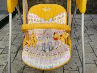 Электрокачели Graco Baby - 550 рублей