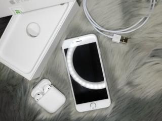 Iphone 6 и AirPods 2