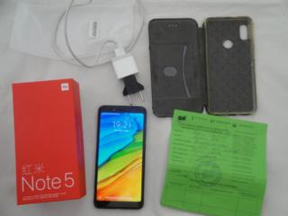 Продам б/у Сяоми Redmi Note 5 в отличном состоянии.