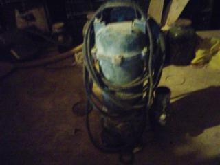 Дренажно-фекальный электро насос для очистки колодцев