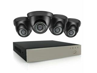 Внутренние видеонаблюдение. 4 камеры регистратор всего 2500 лей.