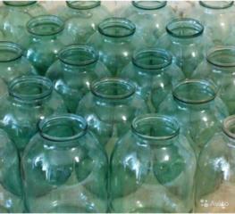 Бутыля 3 л. 60 шт. + 10 шт. 1 л. в подарок