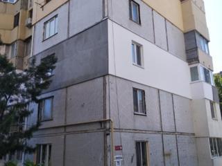 Наружное утепление фасадов квартир