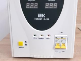 Стабилизатор напряжения Ecoline 10 кВА IEK