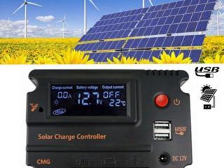 PWM Солнечный контроллер - Солнечные батареи