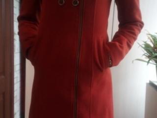 Шубка из кроличьего меха, платья, кардиганы — 46 размера