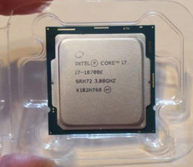 Intel i7 10700K