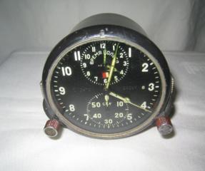 """Авиационные часы """"АЧС-1"""" рабочие и в отличном состоянии."""