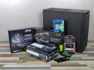 Сборка любых компьютеров под заказ