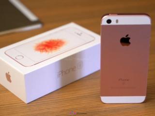 Продам IPhone SE 64 розовое золото