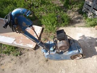 220В Паркетна машина цикльовочна паркетошлифовальна машинка шлиф