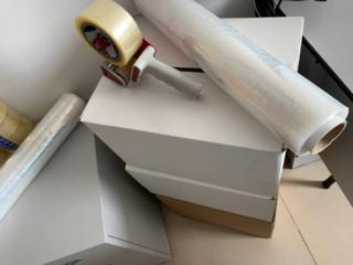Пленки стретч для квартирного или офисного переезда
