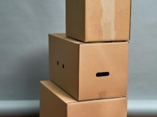 Vind cutii din carton orice marime eftin!! Коробки картонные!