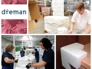 Разнорабочие на фабрику по производству упаковок для транспортировки