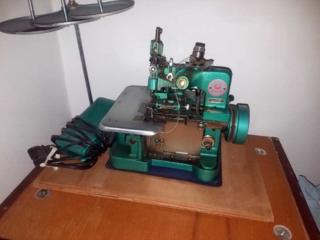 Швейная машина и оверлок 3 нитки электрические