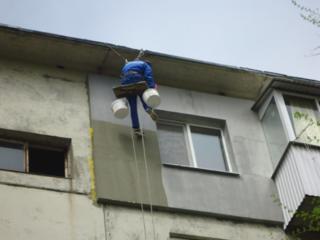 Ремонт и утепление фасадов герметизация межпанельных швов и балконов