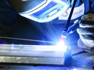 Сварка нержавеющей стали и стальных сплавов.