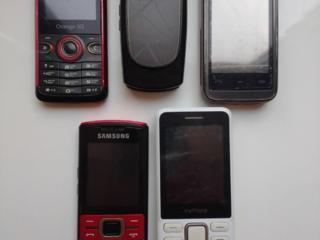 Телефоны GSM б/у, 110 -130-150--200 руб.
