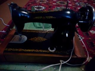 Швейная машина на электроприводе