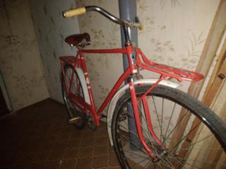 Продается велосипед «УКРАИНА» 1980г. выпуска.