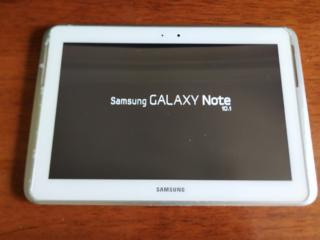 Планшет Samsung Galaxy Note 10.1 (GT-N8013 white) со стилусом