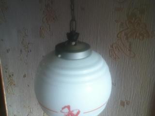 ПРОДАЮТСЯ: ЛЮСТРЫ, лампа летучая мышь
