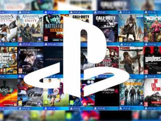 Игры для PS4 PS5