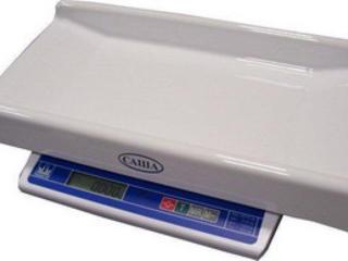 Электронные детские весы МАССА-К В1-15-«САША»
