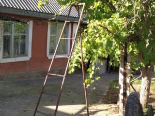 Садовая стремянка и лестница