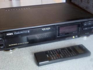 Видеомагнитофон AIWA, видеокассеты