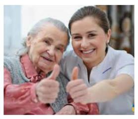 Требуется сиделка для пожилого человека с очень достойной оплатой.