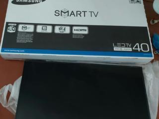 Продам плазму мод. UE40H6200AK на запчасти и рабочий телевизор с тумбой