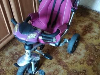 Детская велоколяска