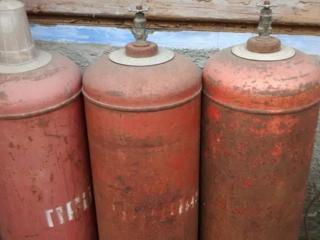 Продам газовый баллон пропан