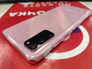 Rose Samsung galaxy s20 12Gb/128Gb. Гарантия!!! От 485р в месяц!