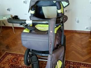Продается коляска - трансформер 3 в 1 в отличном состоянии
