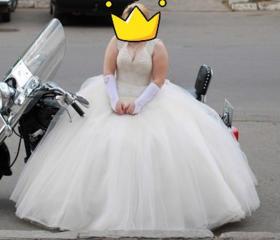 Продам свадебное платье срочно