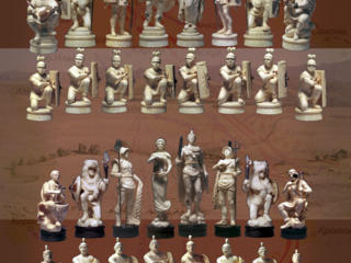 Шедевральные шахматы