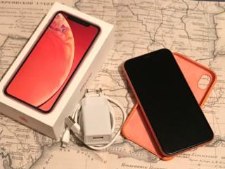 iPhone XR Coral 64GB / АКБ 90%