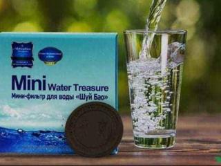 Mini filtru de apa Cu turmalina