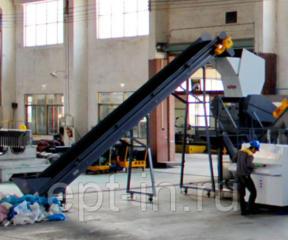На линию по переработке полиэтилена требуется рабочий(дробильщик)