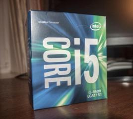 Продам процессор i5 6500 в сборе с материнской платой