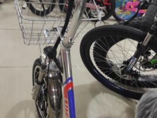 Электро велосипед. R-16