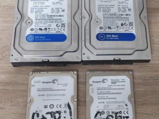ПК (HDD). Ноутбучные диски и редкие HDD, SSD. Проверенные!!!