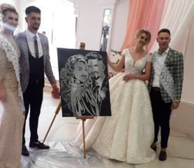 Caricaturist, Show de Aur la nunti si evenimente!